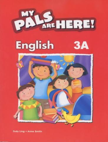MPH English Textbook 3A (Int'l Edition) (9780462008707)
