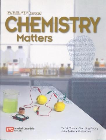 G.C.E. ´O´ Level Chemistry Matters Textbook (9789810164638)