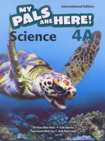 MPH Science Textbook 4A (Int'l Edition) (9789810168476)