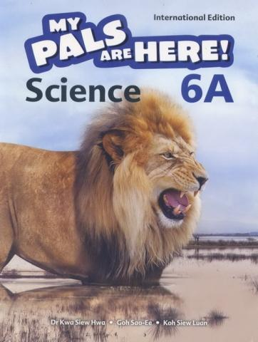 MPH Science Textbook 6A (Int'l Edition) (9789810168551)