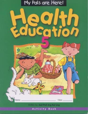 MPH Health Education Activity Book 5 (9789810182007)