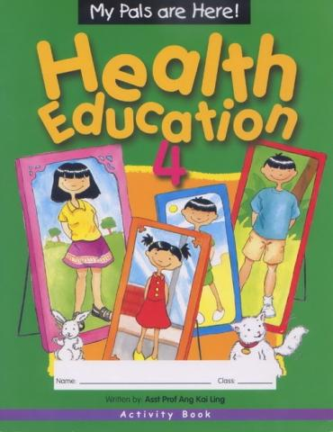 MPH Health Education Activity Book 4 (9789810181994)