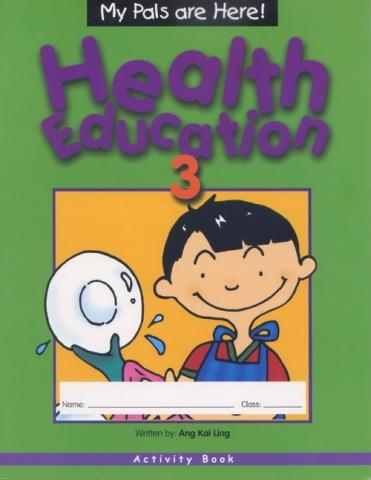 MPH Health Education Activity Book 3 (9789814027458)