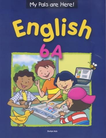 MPH English Textbook 6A (9789810162542)