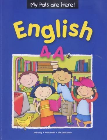 MPH English Textbook 4A (9789810182410)