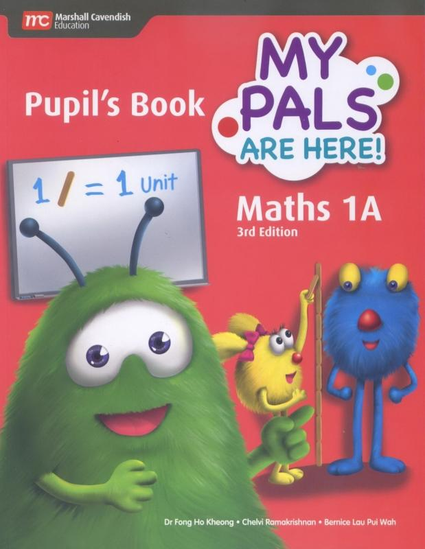 MPH Maths Pupil's Book 1A (3E) (9789813164154)
