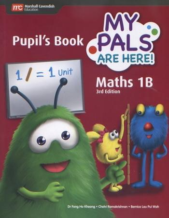 MPH Maths Pupil's Book 1B (3E) (9789813164161)