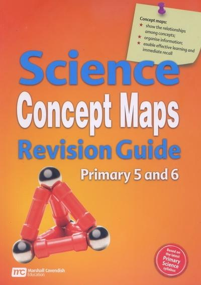 Science Concept Maps Revision Guide Primary 5&6 (9789810116286)