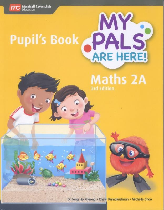 MPH Maths Pupil's Book 2A (3E) (9789813164178)
