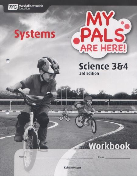 MPH Science 3&4 Systems Workbook (3rd Edition) (9789810118938)