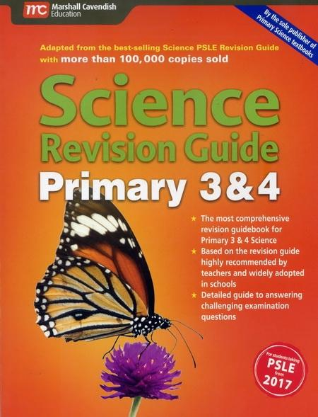 Science Revision Guide Primary 3&4  (9789810198688)