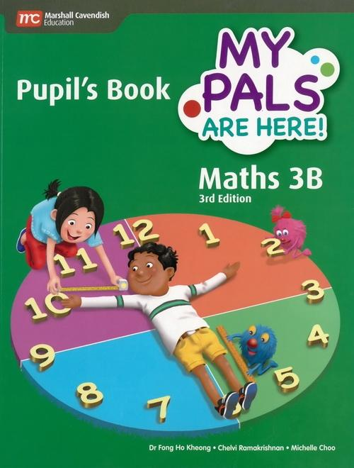 MPH Maths Pupil's Book 3B (3E) (9789813164208)