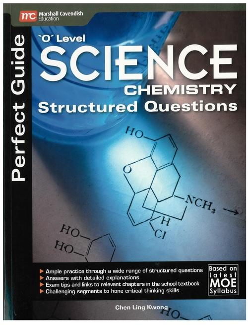 Perfect Guide Science (Chemistry) 'O' Level Structured Questions (9789810118693)
