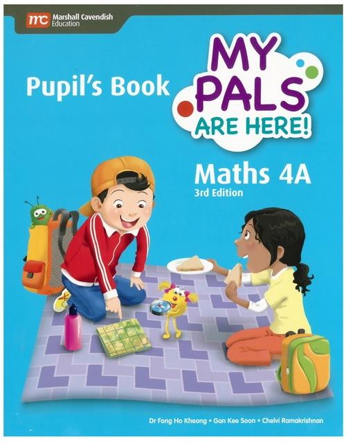 MPH Maths Pupil's Book 4A (3E) (9789813164215)