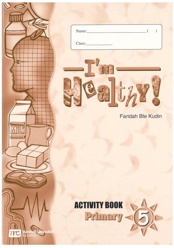 I'm Healthy Activity Book Primary 5 (9789812088932)