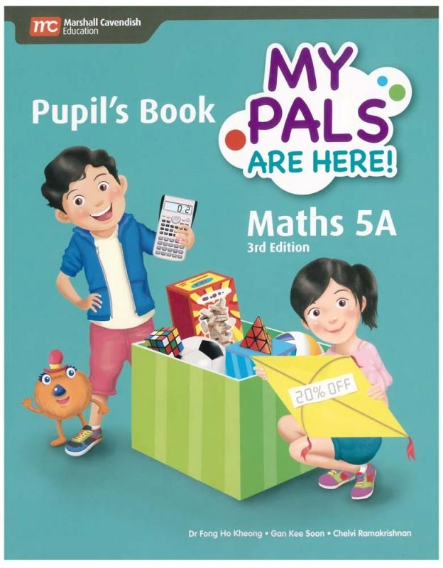 MPH Maths Pupil's Book 5A (3E) (9789813164062)