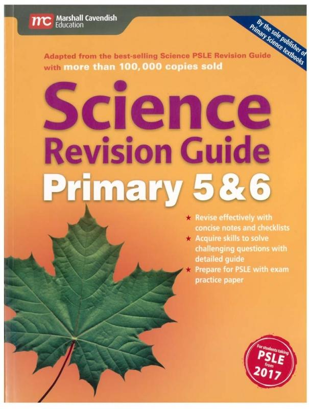 Science Revision Guide Primary 5&6 (9789810198909)