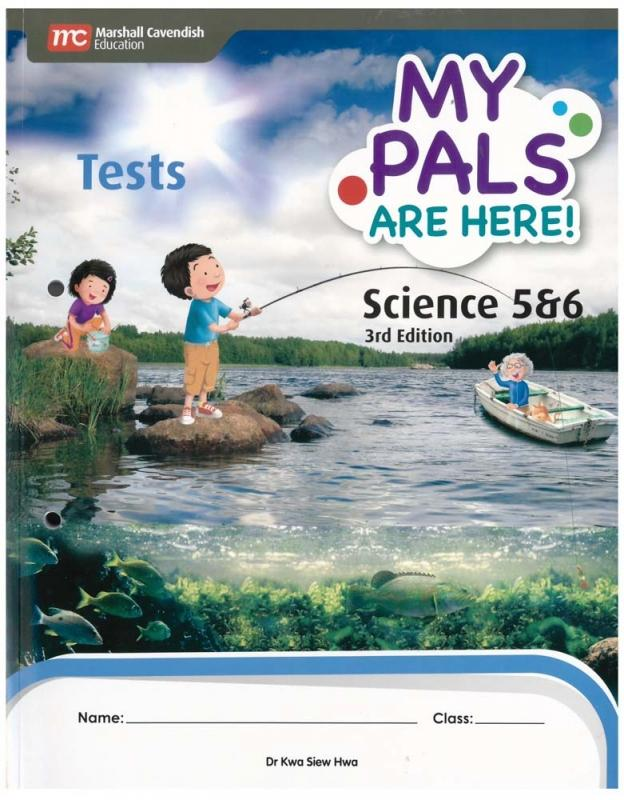 MPH Science Tests P5&6 (3rd Edition) (9789813163133)