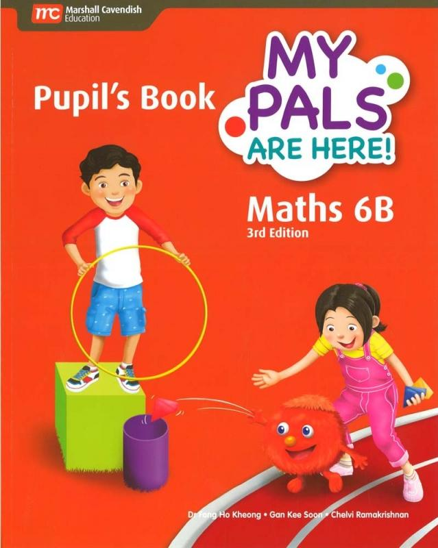 MPH Maths Pupil's Book 6B  (3E) (9789813168800)