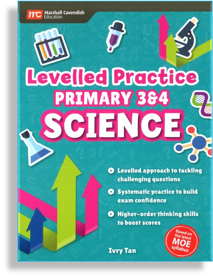 Levelled Practice Primary Science P3&4